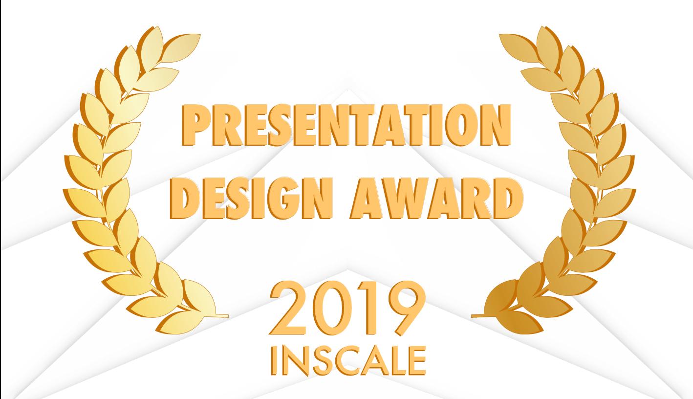 Presentation Design Award