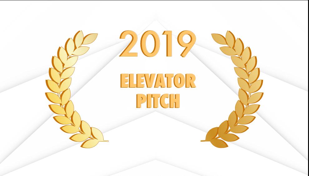 Elevator Pitch Award