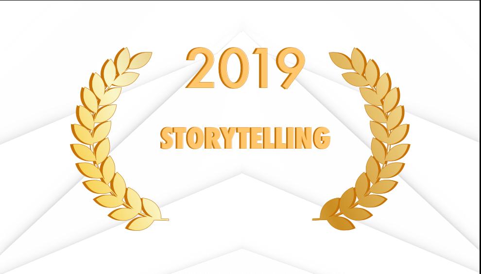 Storytelling Presentation Award