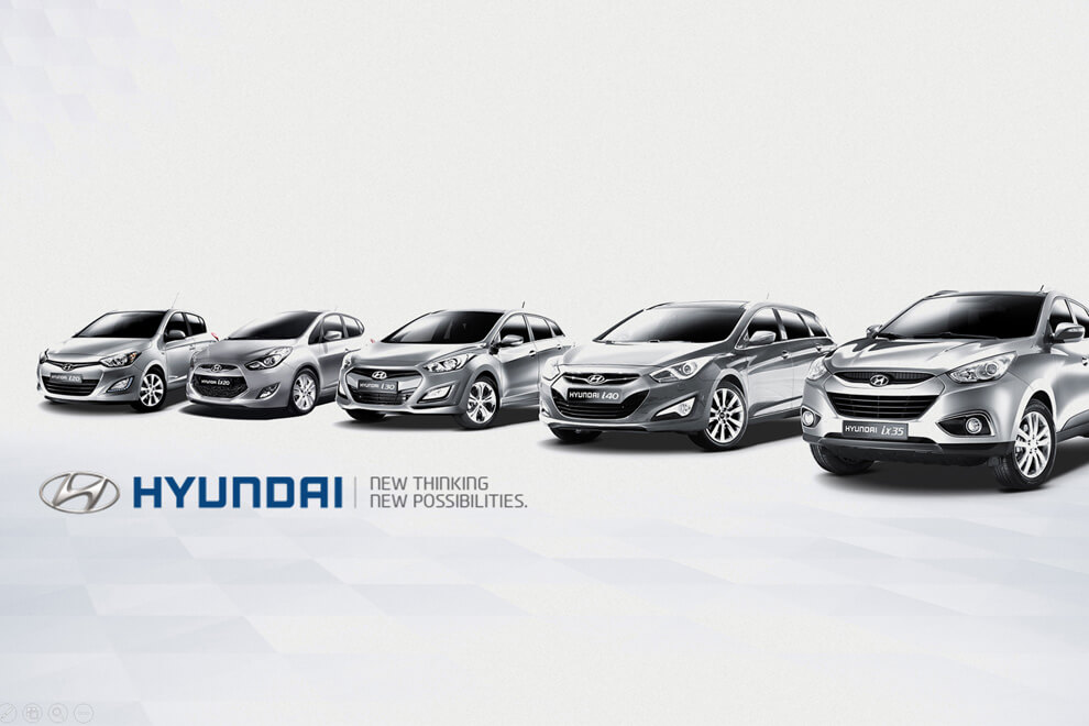 Hyundai Corporate